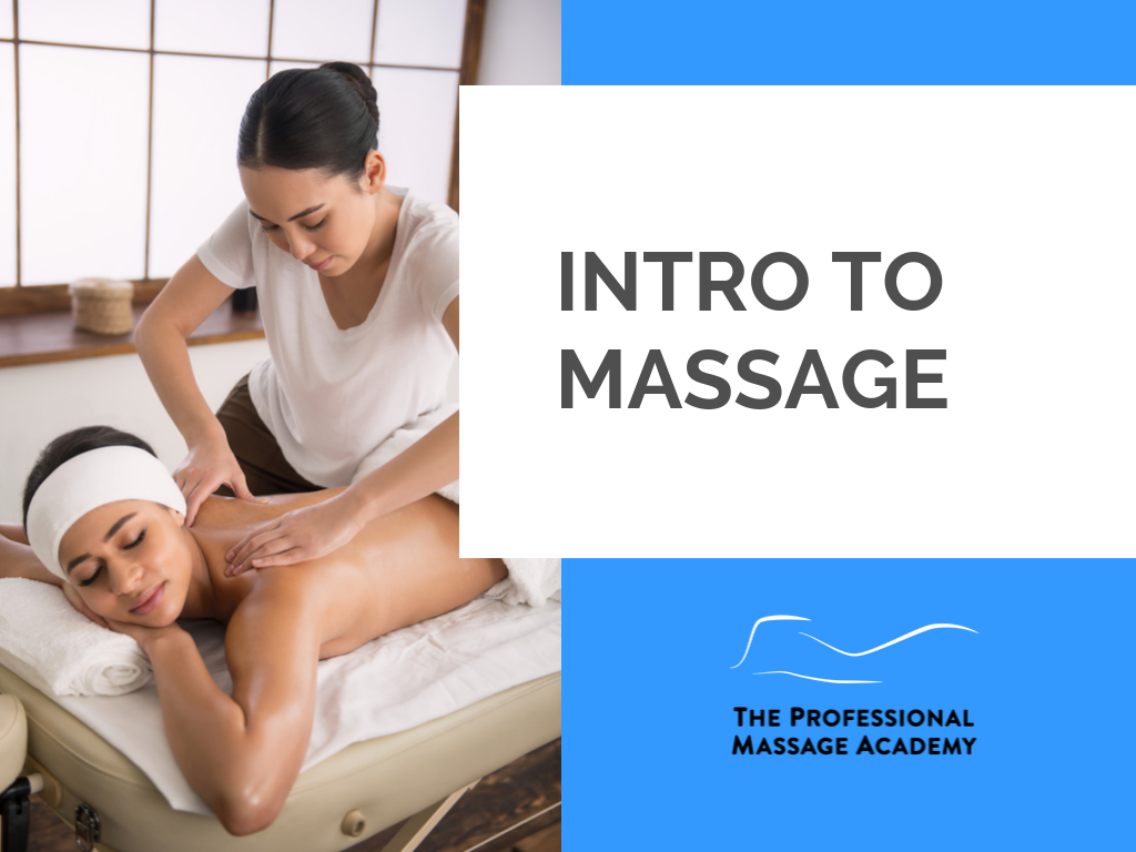 Intro to Massage